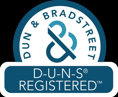 D&B Registered logo