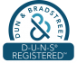 D&B Registered logo